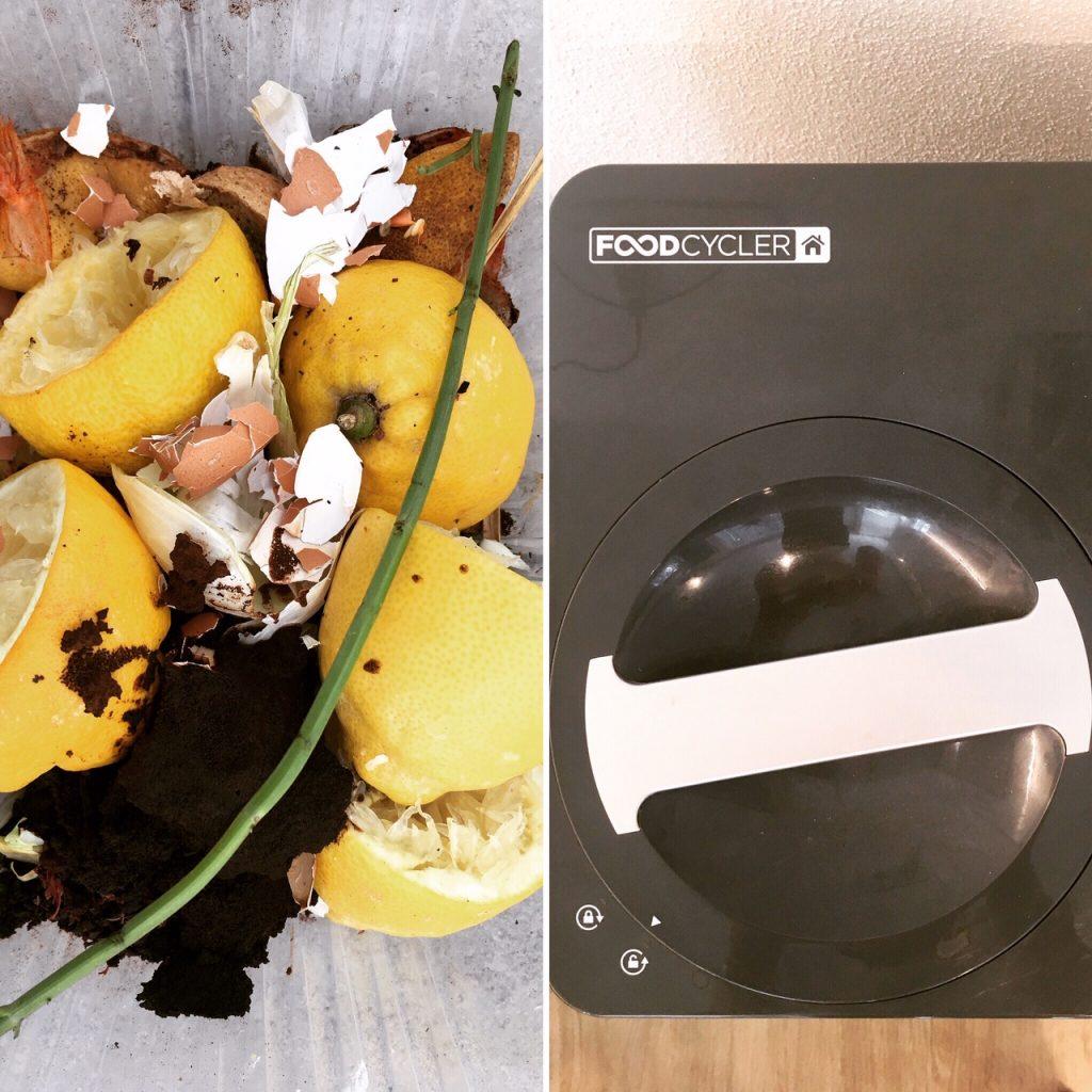 FoodCycler ako alternatíva pre kompostovanie