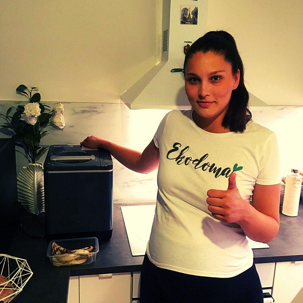 Lenka Vegh a Foodcycler